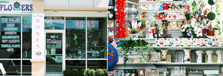 Brampton Flower Shop
