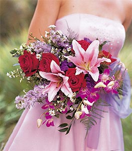 Bridal bouquet Large