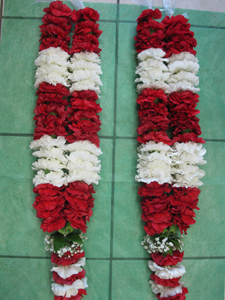 garland hindu singles Deity garland - medium deity garland - large temple fans temple torans  in hindu mythology, one can especially bring himself/herself fortune in the fields of .