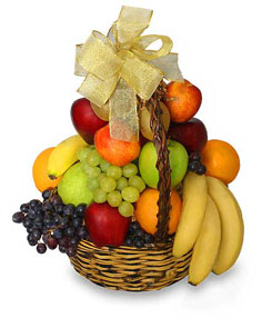 Loaded Fruit Basket